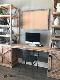 office desk storage. DIY Floating Desk For Office Towers - Shanty 2 Chic Storage L