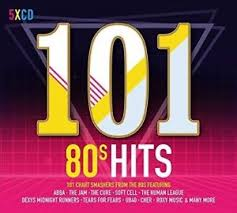 Details About Various Artists 101 80s Hits Various New Cd Uk Import