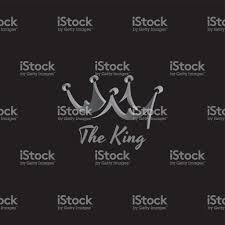 King Crown Template Stock Vector Art 836160250 | Istock