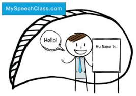 Speech Introduction Outline Self Introduction Speech Topics Outline Sample My Speech Class