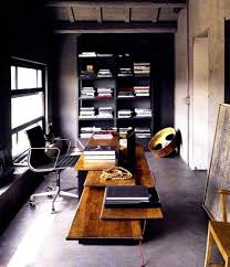 dark home office decor ideas best home office ideas