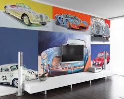 Kopen Goedkoop Gratis Verzending Auto Show Behang Custom 3d Foto
