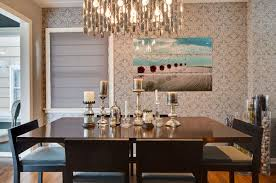 ... Gorgeous Ideas Dining Room Table Candle Centerpieces 4 View In Gallery  ...