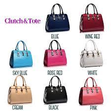 the italian leather purse for women leather handbag