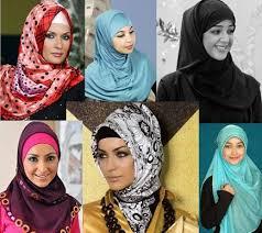 jenis jilbab
