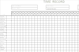 Time Sheets Excel Bi Weekly Template Excel Monthly Project Timesheet Danielmelo Info