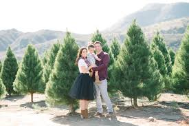 Silly Family Photo Session At Christmas Tree Farm By Joel EchelbergerChristmas Tree Farm Family Photos