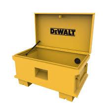 trinity in job site box gray txkpgr the home depot heavy duty job site box