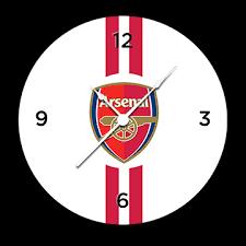 Arsenal logo Clock by Ink Fish - Ink Fish