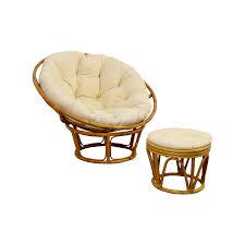 pampasan chair. Pier 1 Papasan Chair With Footstool Discount Pampasan