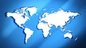 Map Of The World Background Business World Map Abstract Backgrounds 4k Motion Background