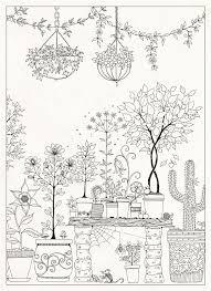 coloring postcards.  Postcards Amazoncom Secret Garden 20 Postcards 0787721964056 Johanna Basford  Books With Coloring O