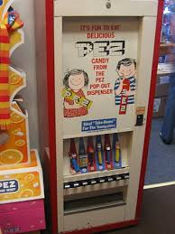 Pez Vending Machine For Sale Unique Pezhead Monthly July 48