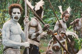 THE ASMAT TRIBE- RENOWNED CANNIBALS