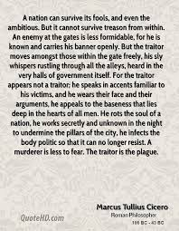 Marcus Tullius Cicero Quotes. QuotesGram via Relatably.com