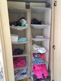 hanging closet organizer with drawers. Caravan Storage Hack!! More Hanging Closet Organizer With Drawers