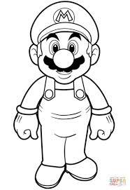 25 Printen Mario Printen Kleurplaat Mandala Kleurplaat Voor Kinderen