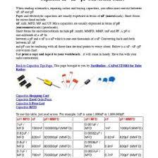 Capacitor Uf Nf Pf Conversion Chart 2nv8kdy3gylk