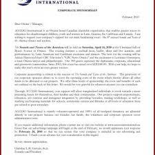 Corporate Sponsorship Letter Fresh Uncategorized 17 Sample Corporate ...