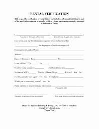 Landlord Verification Letter Sample Rental Agreement Verification Letter Elegant Best Photos Of Landlord 7