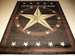 texas star area rugs star western brown black area rug free round texas star rugs texas star area rugs