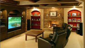 Basement Designs Plans Magnificent Finishing Basement Design Texascheyenne