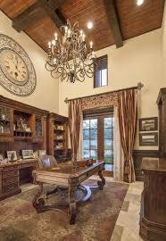 home office luxury home. Mediterranean Luxury Home Office S