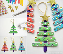 Christmas Crafts For Toddlers U2013 Happy HolidaysEasy To Make Christmas Crafts