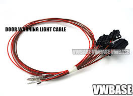 popular vw golf mk5 door wiring harness buy cheap vw golf mk5 door door warning light harness wires cable for vw original door light fit for vw