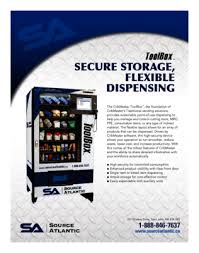 Vending Machine Brochure Inspiration Vending Machines Source Atlantic