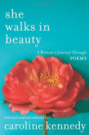 she walks in beauty a w s journey through poems by caroline 8747308