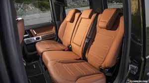 The g class' stability control and. 2019 Mercedes Benz G550 G Class U S Spec Interior Rear Seats Hd Wallpaper 394