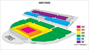 Shen Yun Seating Chart Chicago Harris Theater Seating Chart English Shen Yun
