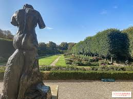 musée rodin and the sculpture garden to