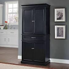 Furniture Kitchen Pantry Crosley Furniture Parsons Pantry Walmartcom