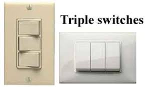 triple switch wiring diagram triple image wiring how to wire switches on triple switch wiring diagram