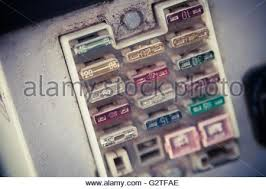 closeup fuses in fuse box inside the car stock photo royalty close up shot of some fuses in a fuse box stock photo