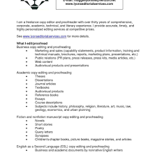 Online Editor Cover Letter Best Probation And Parole Officer Cover