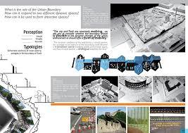 Architecture design portfolio examples Interior Design Behance Landscape Architecture Portfolio Samples On Behance
