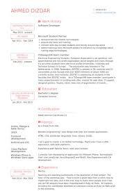 Iphone Programmer Sample Resume Custom Software Developer Resume Sample Unique Investment Strategies That