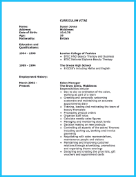 Dream Resume Examples Beautiful Beauty Advisor Resume That Brings You to Your Dream Job 15