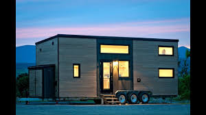 Small Picture Gorgeous Tiny House Built For Mother and Daughter YouTube