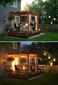 wood patio ideas. Patio Ideas: 4 Tips To Start Building A Backyard Deck Wooden Ideas Wood S