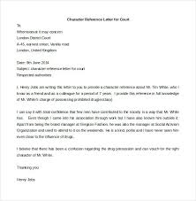 Character Reference Letter Format Fascinating Character Reference Letter For Landlord Brilliant Ideas Of Example