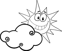 Small Picture Cloud 168 Nature Printable coloring pages