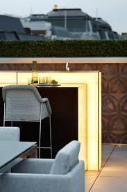 House outdoor lighting ideas Led Lights Oliverburnsoutdoorlightingideas Amara 38 Innovative Outdoor Lighting Ideas For Your Garden