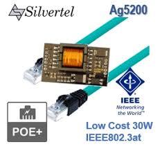 Ag5200 <b>High Power</b> 30W POE+. 12V Meets <b>IEEE802</b>.<b>3at</b> | McCoy ...