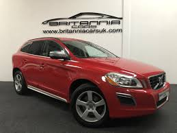 Volvo Xc60 D5 R Design 2010 Volvo Xc60 2 4 D5 R Design Se Awd 5dr Automatic For Sale In