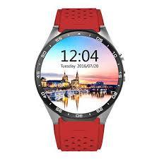 Samsung Watch Comparison Chart Kingwear Kw88 3g Smartwatch Vs Samsung Gear Sport