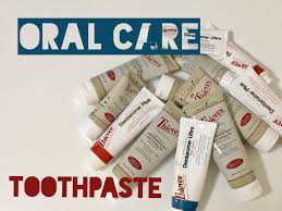 Oral Care Toothpaste Swell Living